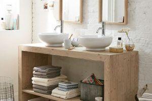 Ideas para decorar baños modernos y pequeños - Cajón Desastre